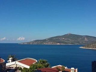 OLYMPOS VIEW  APARTMENT - WITH OUTSTANDING VIEWS, Kalkan