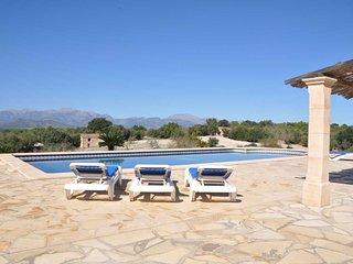Casa Rural 2021 Can Serra Llubí con vistas panorámicas a la Sierra