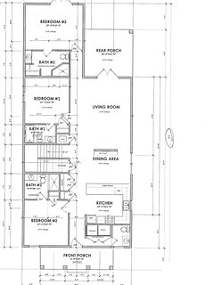 Floor Plan of the 1st floor.
