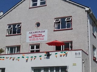 Seawinds Bed and Breakfast Double Room 1, Killybegs