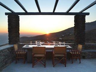Kapsalos, The Handmade Villas, Agios Romanos