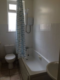 Bathroom at Brigg View Filey