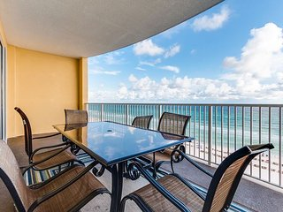 [FREE ACTIVITIES INCLUDED] Vacation in Paradise- Gulf front view!, Panama City Beach