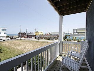 Worth The Wave - Oceanview Duplex in Kure Beach
