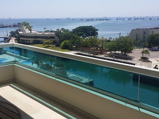 Apartamento precioso con vista al mar