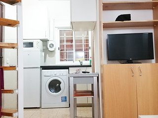 Duplex apartment center of Barcelona low cost