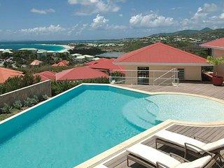 Villa PARADISE VIEW - 5BD - OCEANVIEW, Cul de Sac