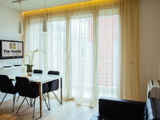 The Rooms Residence: One bedroom Apartment, Tirana