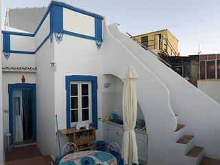 La maison bleu, Olhao