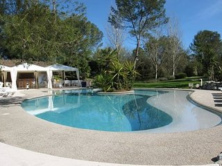 Elegant California 10 CH  incl.2nd.Living, POOL TENNIS, Cannes area