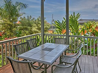 NEW! Inviting 2BR Poipu House w/Private Lanai!