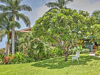 NEW! 'Dolphin Studio' Koloa Condo w/Tropical Views