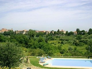 1 bedroom Apartment in Lari, Tuscany, Italy : ref 5239388