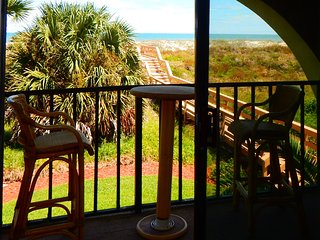 Ponce Landing Unit 8, Oceanfront, Family Friendly!, Saint Augustine Beach