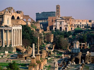 appartamento al Foro Romano