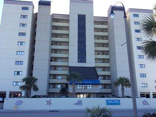 Beautiful 3 Bedroom Oceanfront Condo, North Myrtle Beach