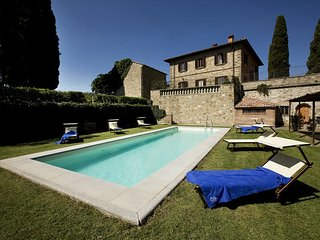 7 bedroom Villa in Pontassieve, Tuscany, Italy : ref 5240364