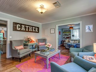 Coda Cottage: Melodic Cottage, in Leiper's Fork TN, Franklin
