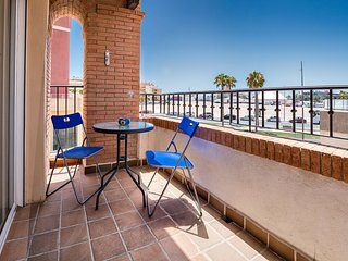 Apartamento de 82 m2 en la mejor zona de Roquetas