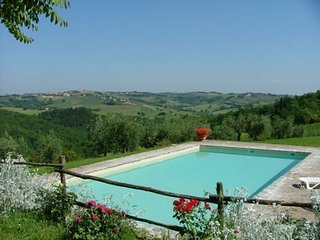 2 bedroom Apartment in Poggibonsi, Tuscany, Italy - 5312831