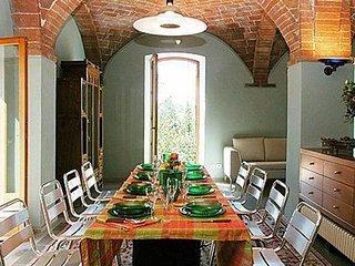 6 bedroom Apartment in Montegabbione, Umbria, Italy : ref 5239859