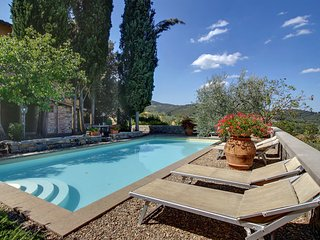 4 bedroom Villa in San Cerbone, Tuscany, Italy - 5240951