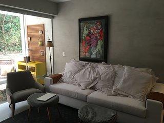 Apartamento Moderno no Alto Leblonn