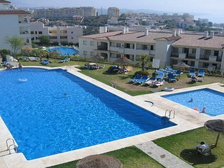 2 bed holiday apartment walking distance to beach, Mijas