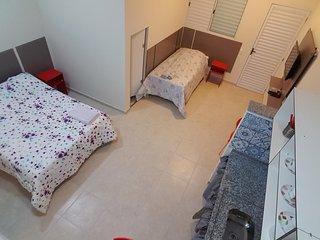 Pousada com Apartamento completo