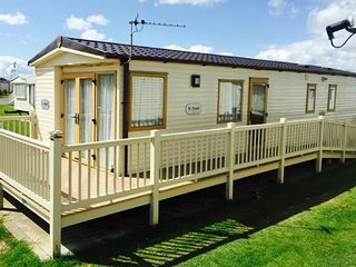 PLATINUM 8 BERTH 3 BEDROOM, Ingoldmells