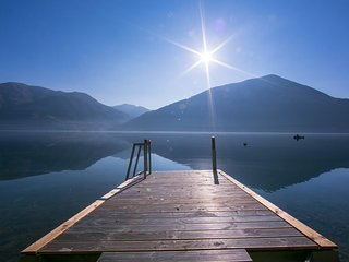 Villa Lugano Lakefront, Valsolda
