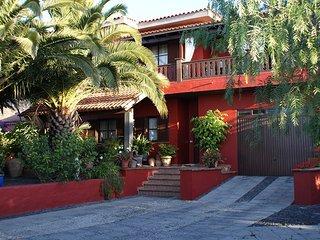 La Casa Roja, Fuencaliente de la Palma