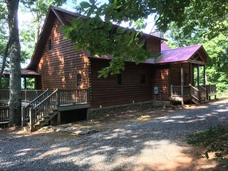 Bryson City Cabin