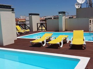 Apartment with Pool,150m from the beach., Armacao de Pera