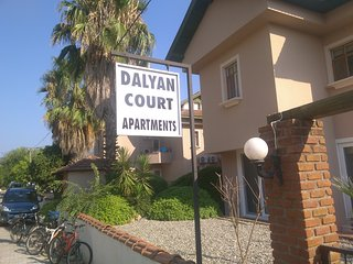 Poppy Apartments dalyan court
