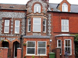 The Seahorses , Sheringham available half term!