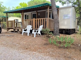 Luxury Chalets near Frejus - at Camping Lei Suves, Les Issambres