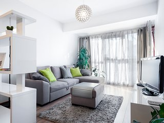 MOCAK 1 bdr modern apartment, Cracovia