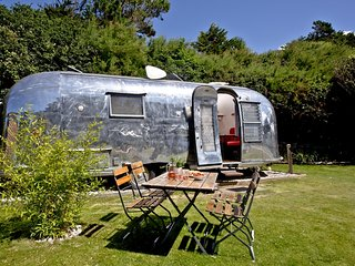 Route 66, Airstream, The Park  located in Newquay, Cornwall