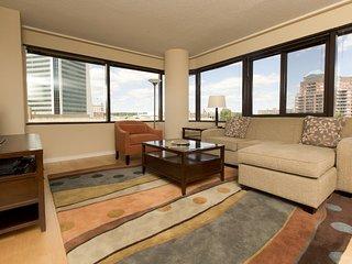 Furnished 1-Bedroom Apartment at Greyrock Pl & Main St Stamford