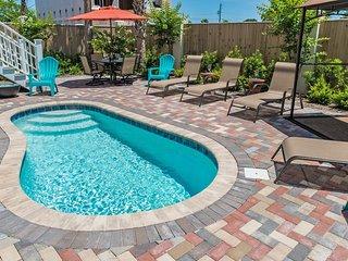 AS YOU WISH: New, Coastal Decor, Pool, Gulf View, Golf Cart, Bikes
