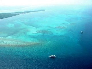 Remote Belize Island Studio Near Blue Hole (01 Sea Wing): Easy Boat Ride: We
