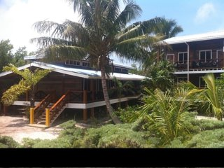 Private Belize Island Studio (Sea Wing 02): Easy Boat Ride to Blue Hole: We
