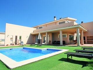 House in Sa Rapita for 7 people, private pool, BBQ. TV Sat. Near Es Trenc -11188