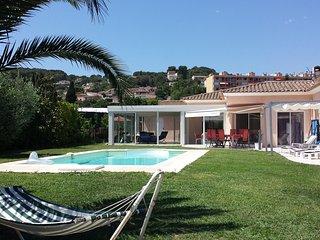 Villa Mitoyenne Piscine privee & calme pres Cannes