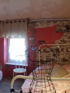 Vue panoramique du dortoir