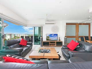 Beachlife Sands Luxury Condo, Harbour Views, Darwin