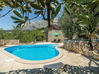 Villa Belvedere **** with private pool and garden