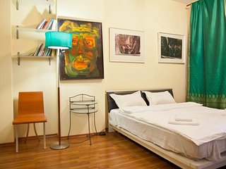 Comfy Apartment Well Located, Moscow