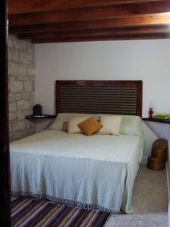 Camera da letto matrimoniale (piano terra)